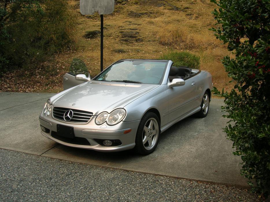 2004 mercedes benz north nanaimo nanaimo mobile for Mercedes benz nanaimo