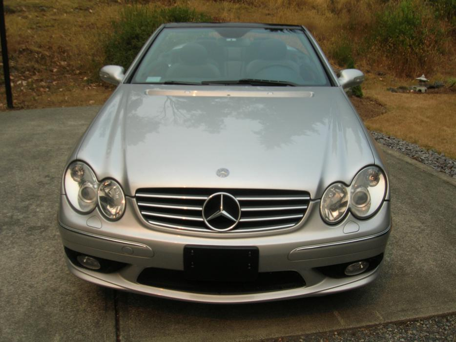 2004 mercedes benz north nanaimo nanaimo for Mercedes benz bay ridge