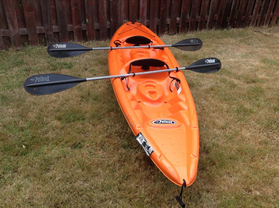 Pelican 2 man kayak bing images for 2 man fishing kayak