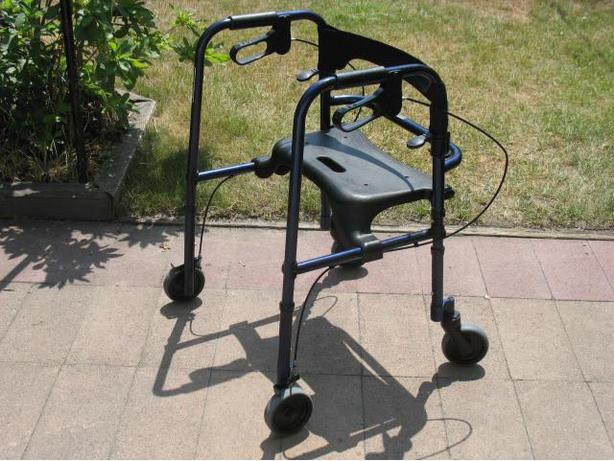 Invacare Hybrid Rollite (Two In One) Rollator Walker Combo For Sale
