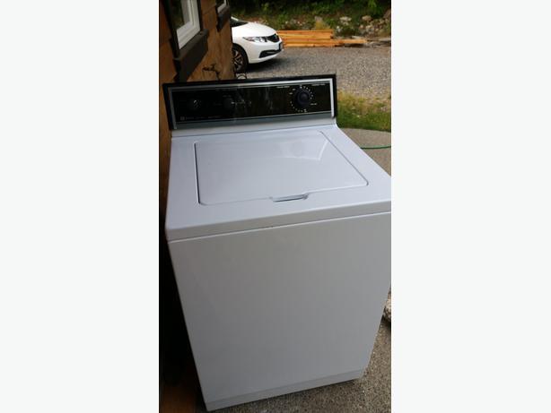 used maytag washing machine