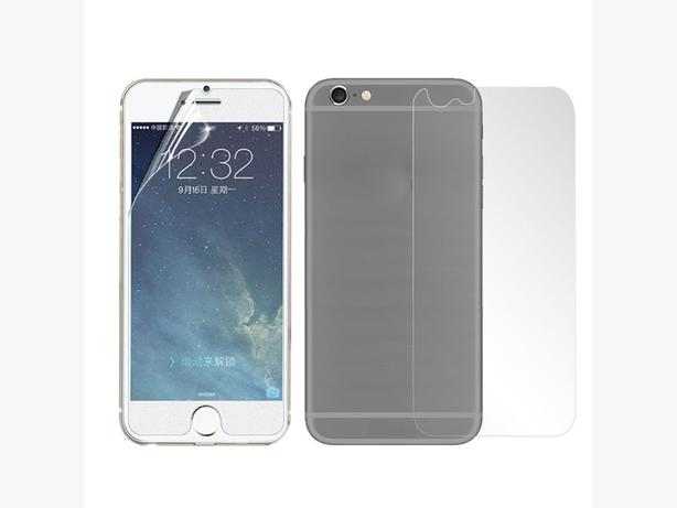 "New Front and Back iPhone 6 4.7"" MATTE Screen Protector"