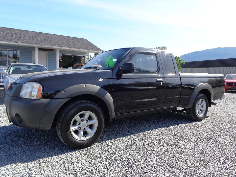 2002 Nissan Frontier Extracab 2wd 111 Kms Outside Victoria Victoria