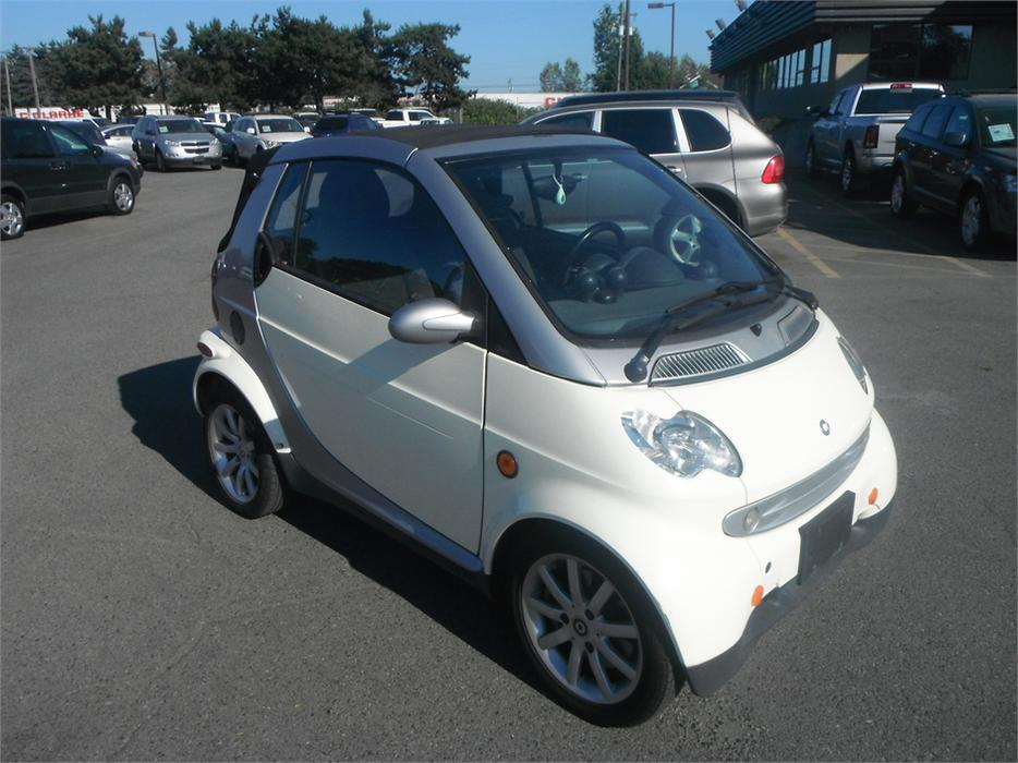 2006 smart fortwo passion diesel base convertible outside. Black Bedroom Furniture Sets. Home Design Ideas