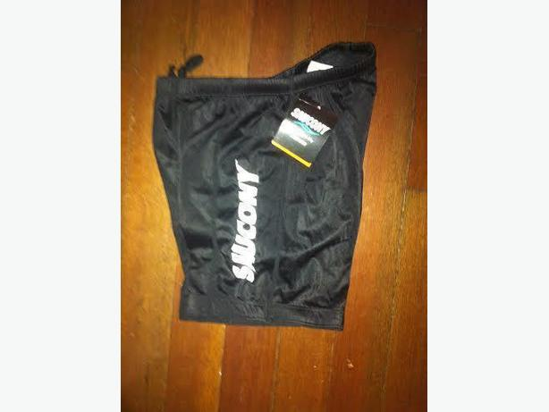 NWT  Saucony Qualifier Tight Shorts Women's Small