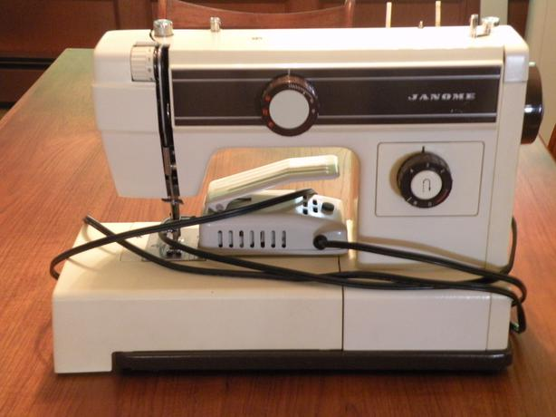 used janome sewing machine
