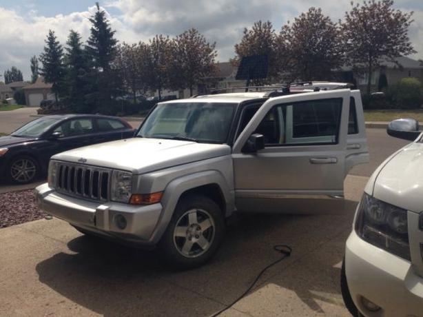 Chevrolet Avalanche For Sale Ottawa: 2010 Jeep Commander Sport For Sale Or Trade West Regina