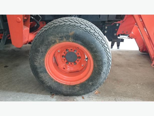 Kubota Tractor Tires And Wheels : Kubota turf tires outside sault ste marie