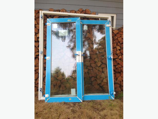 New vinyl french doors west shore langford colwood for 1500 french doors