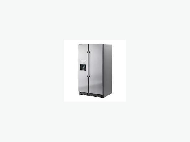 side by side refrigerator for sale by owner nepean ottawa mobile. Black Bedroom Furniture Sets. Home Design Ideas