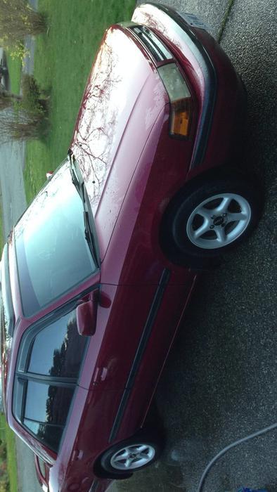 1992 Mazda Protege Needs Wheel Alignment 1000 Obo Outside