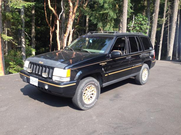 95 jeep grand cherokee west shore langford colwood. Cars Review. Best American Auto & Cars Review