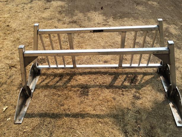 head rack ladder rack aluminium built for ford ranger saanich victoria. Black Bedroom Furniture Sets. Home Design Ideas