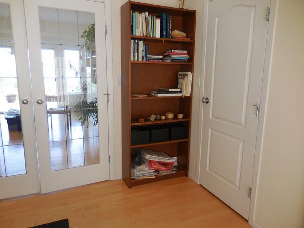 ikea brown bookcase billy north saanich sidney victoria. Black Bedroom Furniture Sets. Home Design Ideas