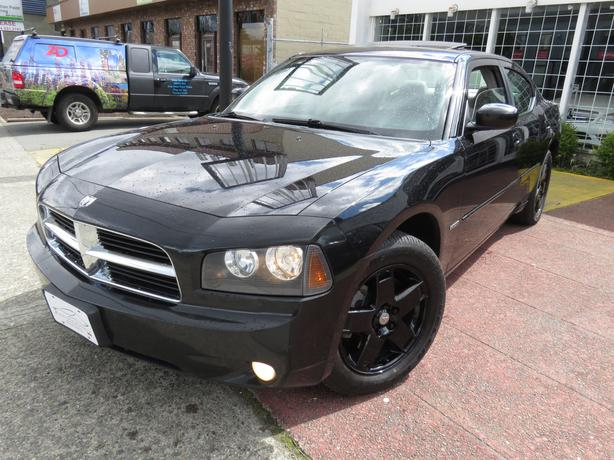 2007 dodge charger r t hemi awd no accident. Black Bedroom Furniture Sets. Home Design Ideas