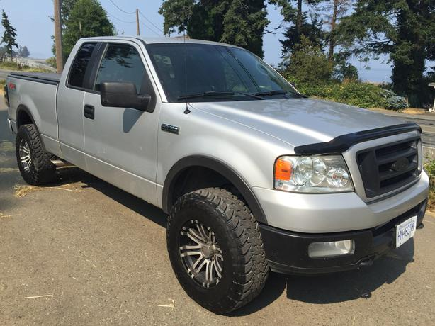 2005 ford f150 fx4 loaded 4x4 outside victoria victoria. Black Bedroom Furniture Sets. Home Design Ideas