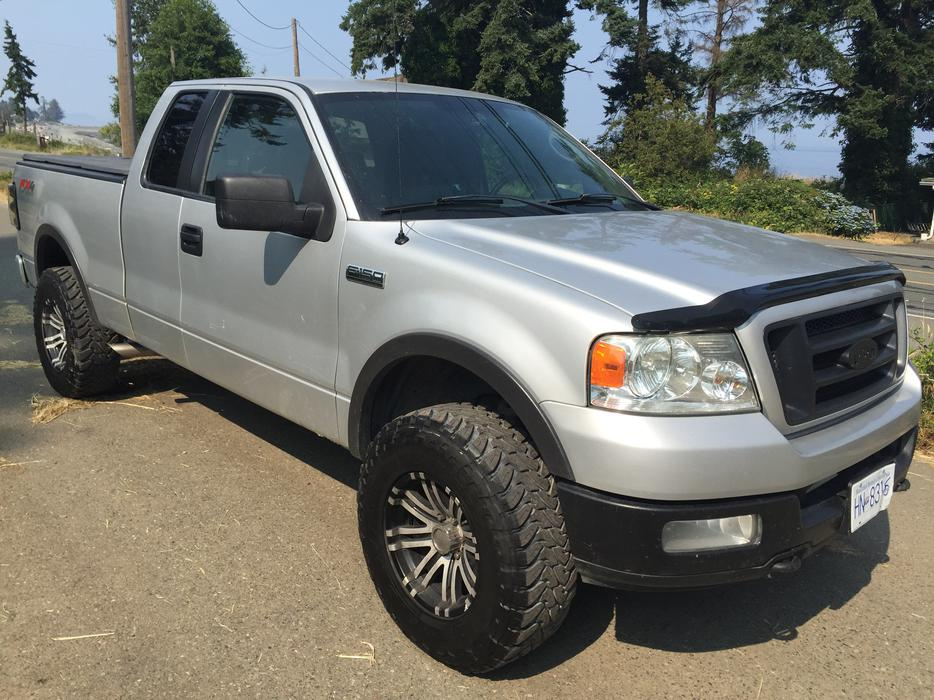 2005 ford f150 fx4 loaded 4x4 outside victoria victoria mobile. Black Bedroom Furniture Sets. Home Design Ideas