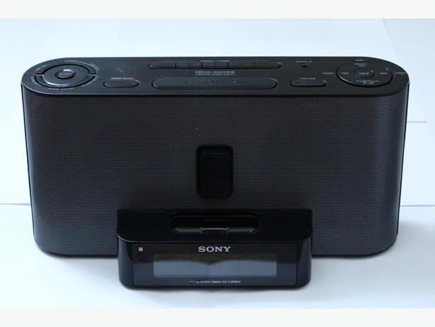 sony ipod machine