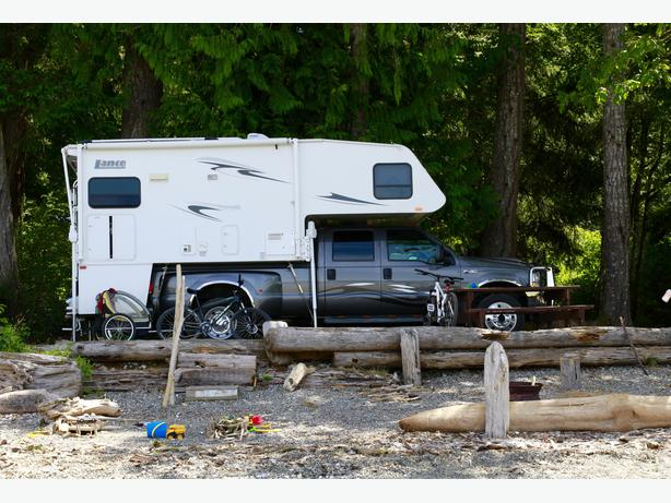 Truck And Camper Combo North Nanaimo Parksville Qualicum