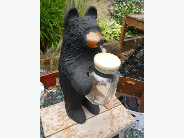 Black bear saanich victoria