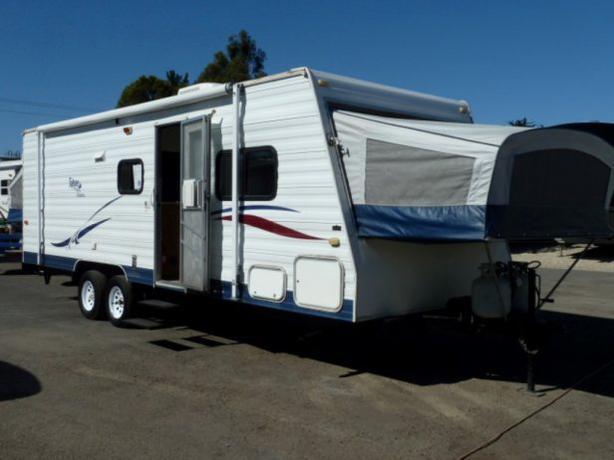 23 39 lite hybrid trailer sleeps 7 8 saanich victoria for 7 summerland terrace