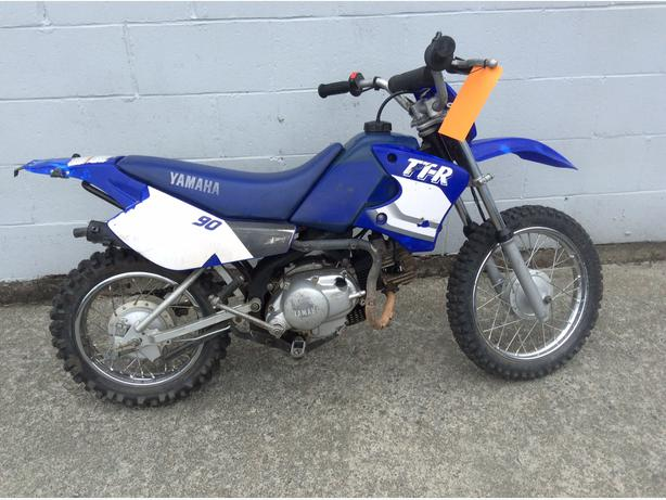 2000 yamaha ttr 90 central nanaimo parksville qualicum beach. Black Bedroom Furniture Sets. Home Design Ideas