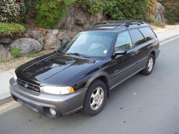 1998 Subaru Legacy Outback Limited Esquimalt Amp View Royal