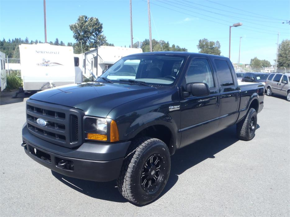 2006 ford f 250 sd xl crew cab 4wd short box outside calgary area calgary mobile. Black Bedroom Furniture Sets. Home Design Ideas