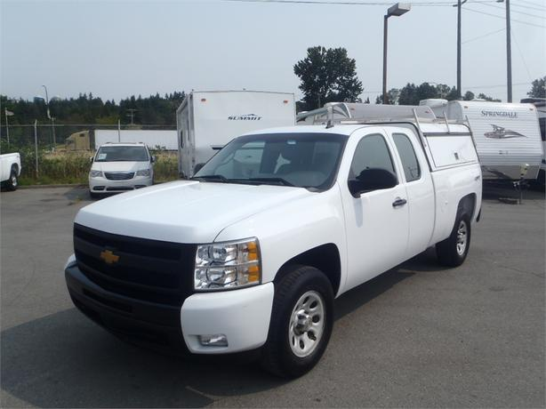 2013 chevrolet silverado 1500 work truck ext cab 4wd with. Black Bedroom Furniture Sets. Home Design Ideas