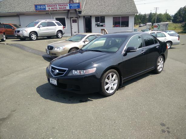 2005 Acura TSX (Stock 2753) * Price Reduced