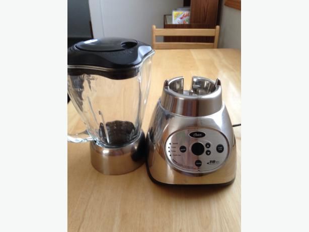 Free blender north regina regina for What brand of blender is used on the chew