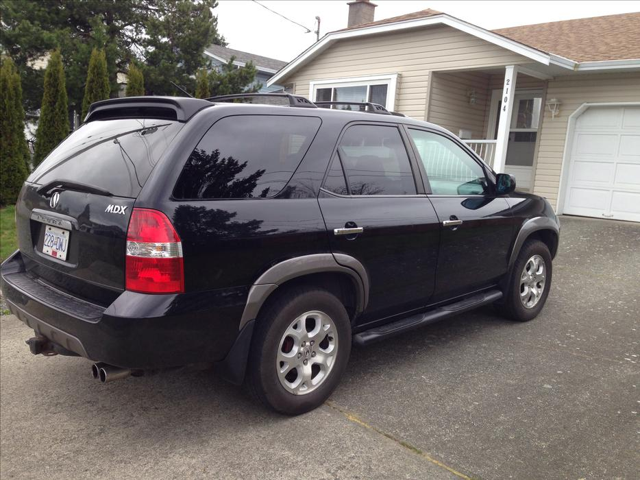2002 Acura Mdx Touring Edt Central Nanaimo  Parksville Qualicum Beach