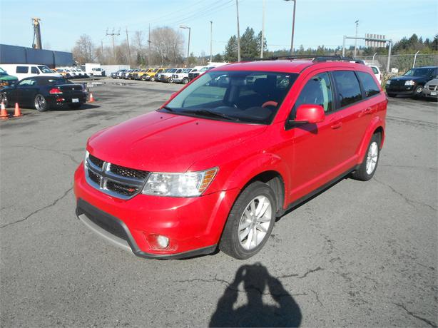 2013 dodge journey sxt 3rd row seating burnaby incl new westminster vancouver. Black Bedroom Furniture Sets. Home Design Ideas