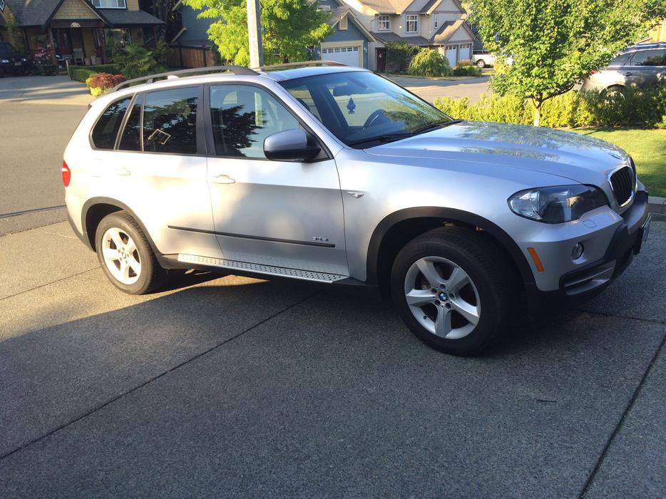 2007 Bmw X5 Premium Package 3 0si Outside Nanaimo Nanaimo