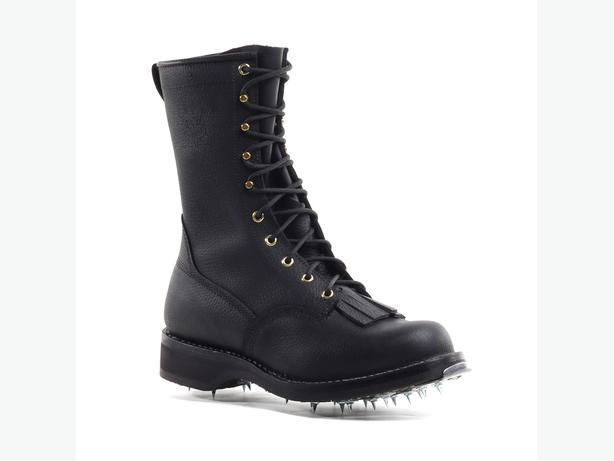 viberg chokerman caulk boots saanich sidney
