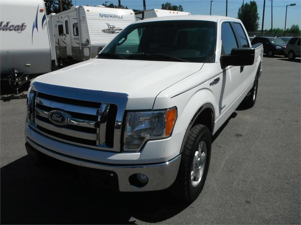 2011 ford f 150 xlt supercrew 5 5 ft bed 4wd with ecoboost outside nanaimo parksville qualicum. Black Bedroom Furniture Sets. Home Design Ideas