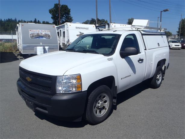 2011 chevrolet silverado 1500 work truck regular cab regular box with canopy 2wd outside nanaimo. Black Bedroom Furniture Sets. Home Design Ideas