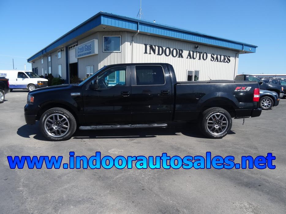 2008 ford f 150 xlt fx2 1219 indoor auto sales winnipeg. Black Bedroom Furniture Sets. Home Design Ideas