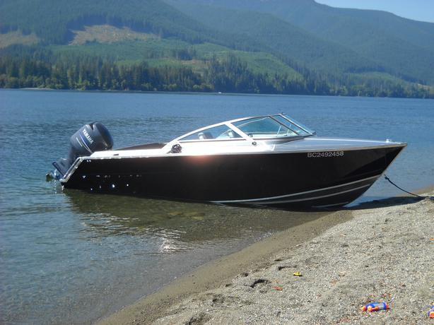 Welded Aluminum Boats Vancouver Island
