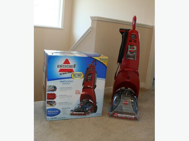 bissell steam cleaner manual