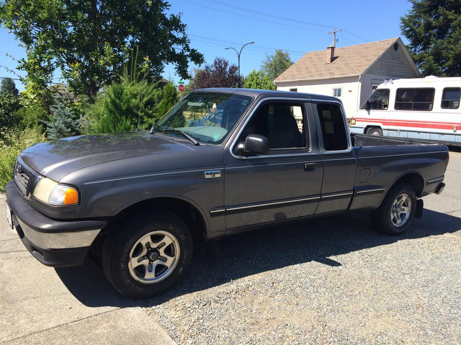 1999 mazda b3000 v6 pickup truck for sale outside nanaimo nanaimo mobile. Black Bedroom Furniture Sets. Home Design Ideas