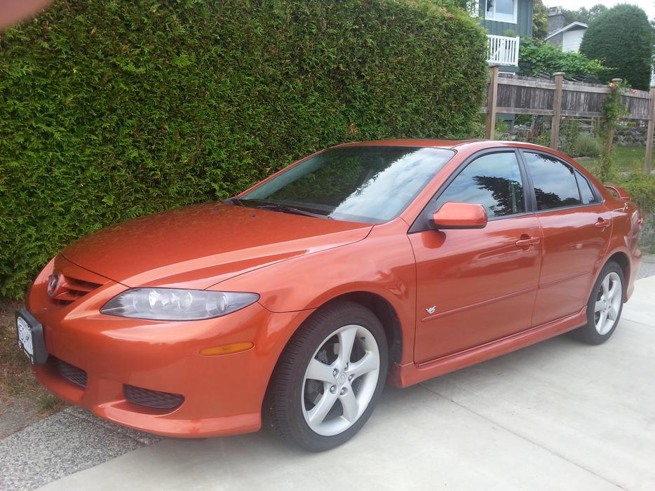 2005 mazda 6 sport north nanaimo parksville qualicum. Black Bedroom Furniture Sets. Home Design Ideas