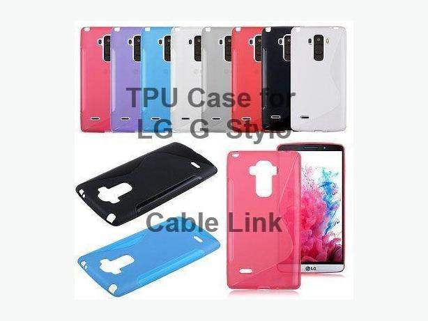 TPU Case Cover Skin for LG G Stylo G4 G4 Note