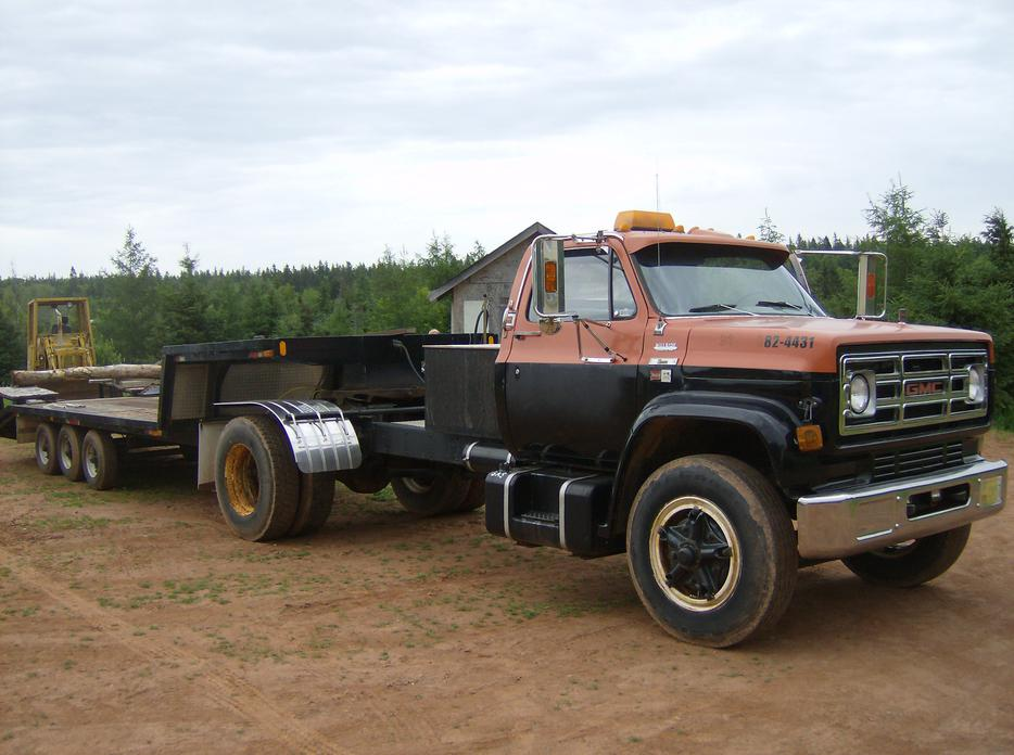 1976 Gmc 7000 Other Pei Mobile