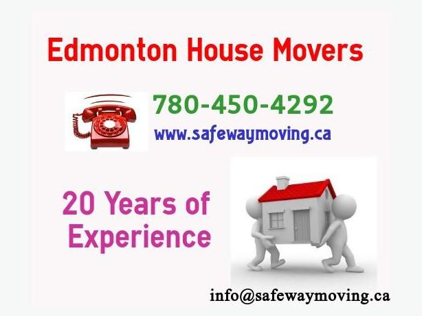 low cost moving service 20 years experience other pei