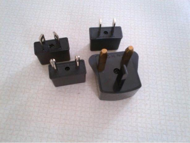 Adaptors for Overseas Travel