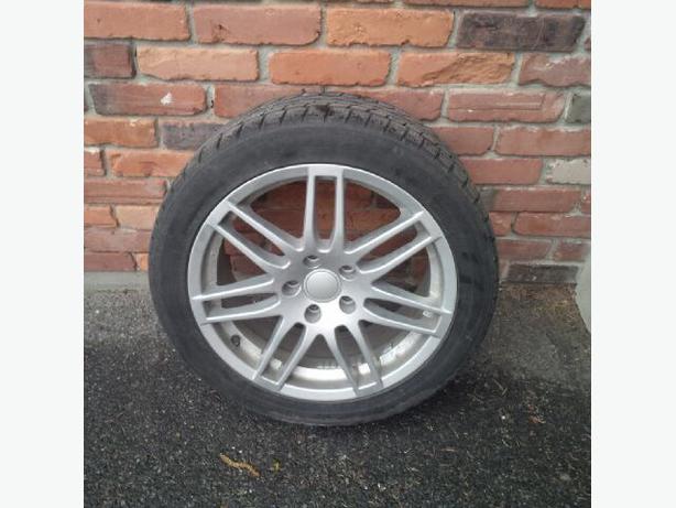 Audi A4 Rims And Tires Kanata Ottawa