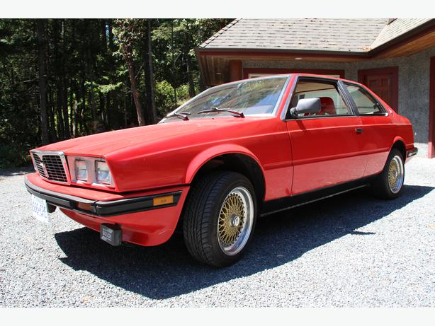 Maserati Biturbo 1800 Or Trade Interesting Car Or Motor