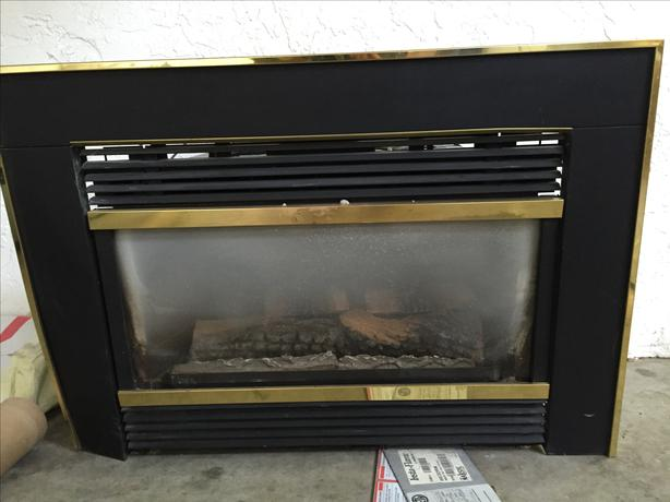 MAJESTIC Insta flame GAS INSERT West Shore: Langford,Colwood ...