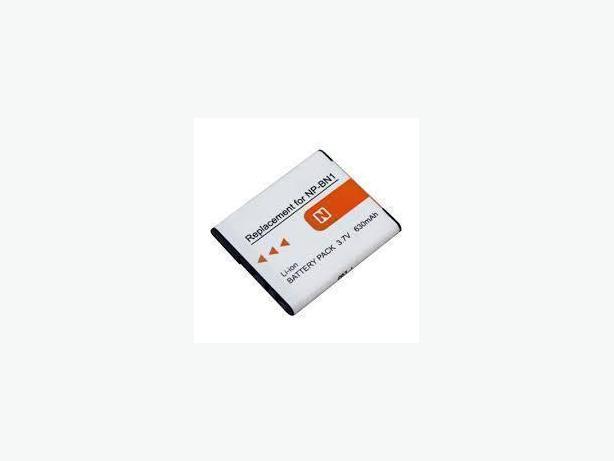 NP-BN1 Battery Charger For Sony CyberShot DSC-W510 DSC-W530